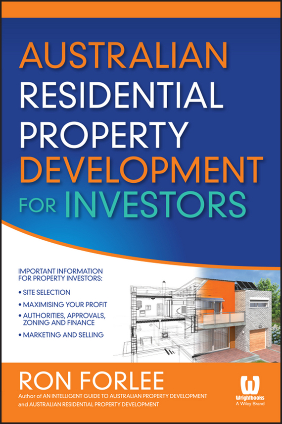 Ron Forlee Australian Residential Property Development for Investors gary grabel wealth opportunities in commercial real estate management financing and marketing of investment properties