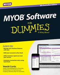 Veechi  Curtis - MYOB Software for Dummies - Australia