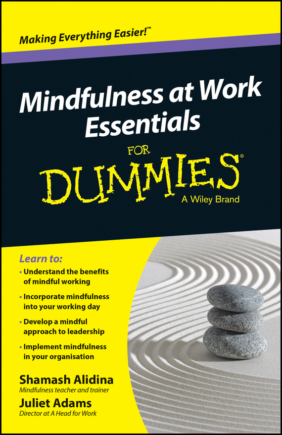 где купить Shamash  Alidina Mindfulness At Work Essentials For Dummies по лучшей цене