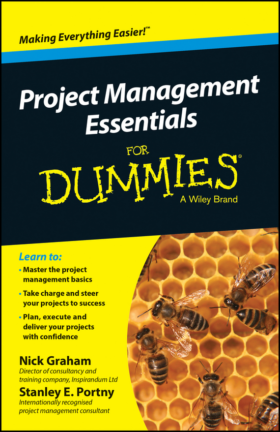 Nick Graham Project Management Essentials For Dummies, Australian and New Zealand Edition