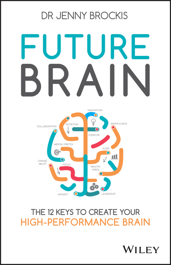 Jenny Brockis Future Brain. The 12 Keys to Create Your High-Performance Brain keys to the castle