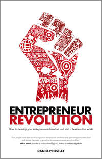 Daniel  Priestley - Entrepreneur Revolution. How to develop your entrepreneurial mindset and start a business that works