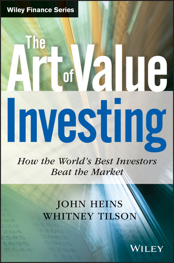 Whitney  Tilson The Art of Value Investing. How the World's Best Investors Beat the Market identification of best substrate for the production of phytase enzyme