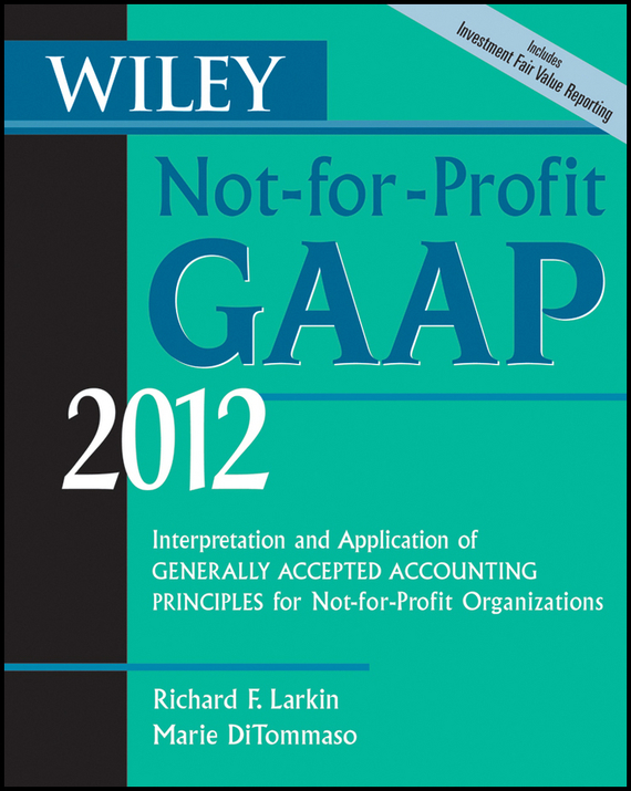 Marie  DiTommaso Wiley Not-for-Profit GAAP 2012. Interpretation and Application of Generally Accepted Accounting Principles representing time in natural language – the dynamic interpretation of tense