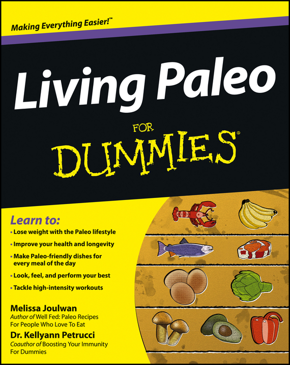 Melissa  Joulwan Living Paleo For Dummies cynthia kleckner dash diet for dummies