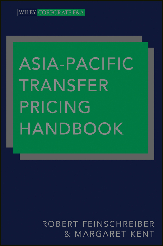Robert Feinschreiber Asia-Pacific Transfer Pricing Handbook robert feinschreiber asia pacific transfer pricing handbook