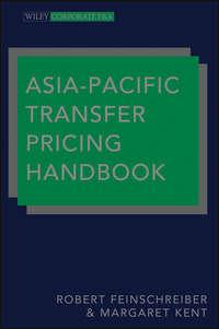 - Asia-Pacific Transfer Pricing Handbook