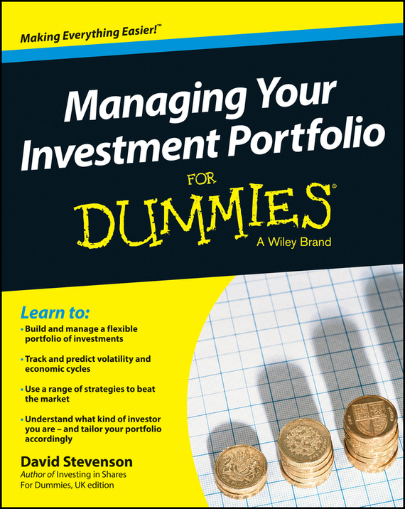 Фото David Stevenson Managing Your Investment Portfolio For Dummies - UK finance and investments