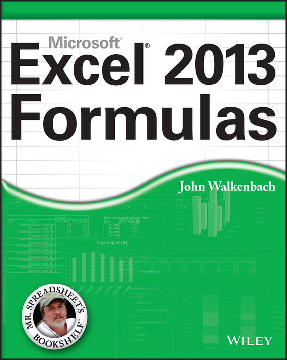 John  Walkenbach Excel 2013 Formulas john cross the little black book for managers how to maximize your key management moments of power