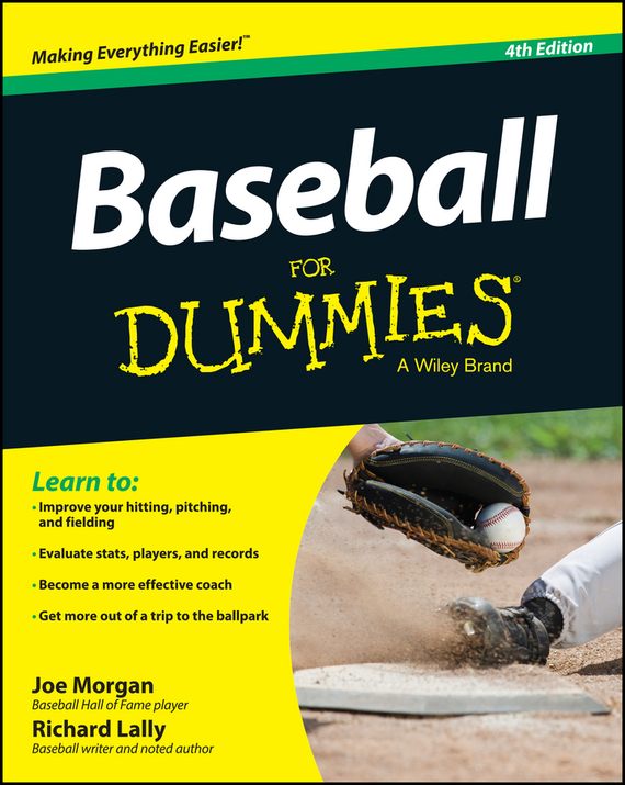 Richard  Lally Baseball For Dummies the little old lady who broke all the rules