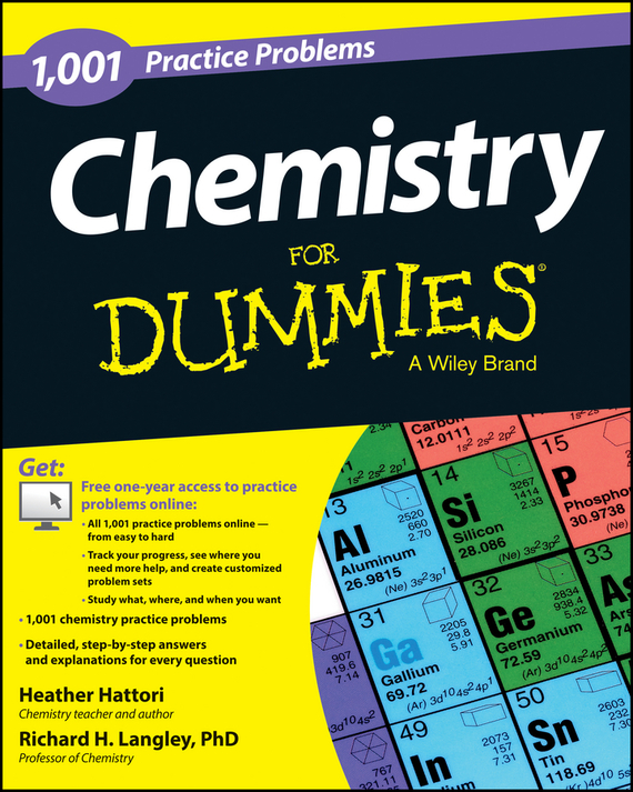 Heather Hattori Chemistry: 1,001 Practice Problems For Dummies (+ Free Online Practice) investigatory projects in chemistry