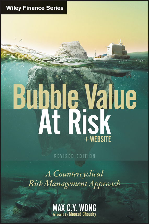 Max Wong C.Y. Bubble Value at Risk. A Countercyclical Risk Management Approach sim segal corporate value of enterprise risk management the next step in business management