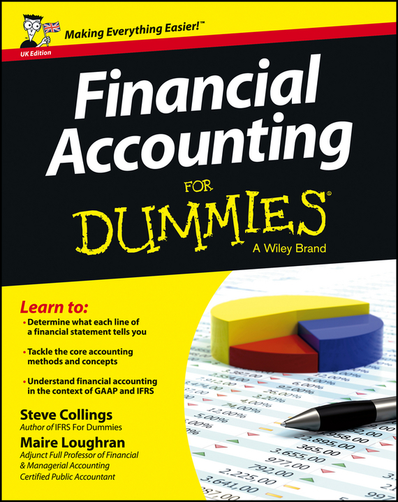 Steven  Collings Financial Accounting For Dummies - UK james mason asperger s syndrome for dummies
