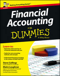 Steven  Collings - Financial Accounting For Dummies - UK