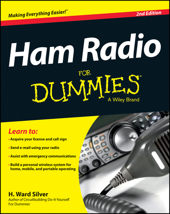 H. Silver Ward Ham Radio For Dummies озонатор бытовой days of science and technology tm017 5g h