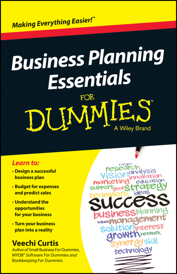 Veechi  Curtis Business Planning Essentials For Dummies how to plan a wedding for a royal spy