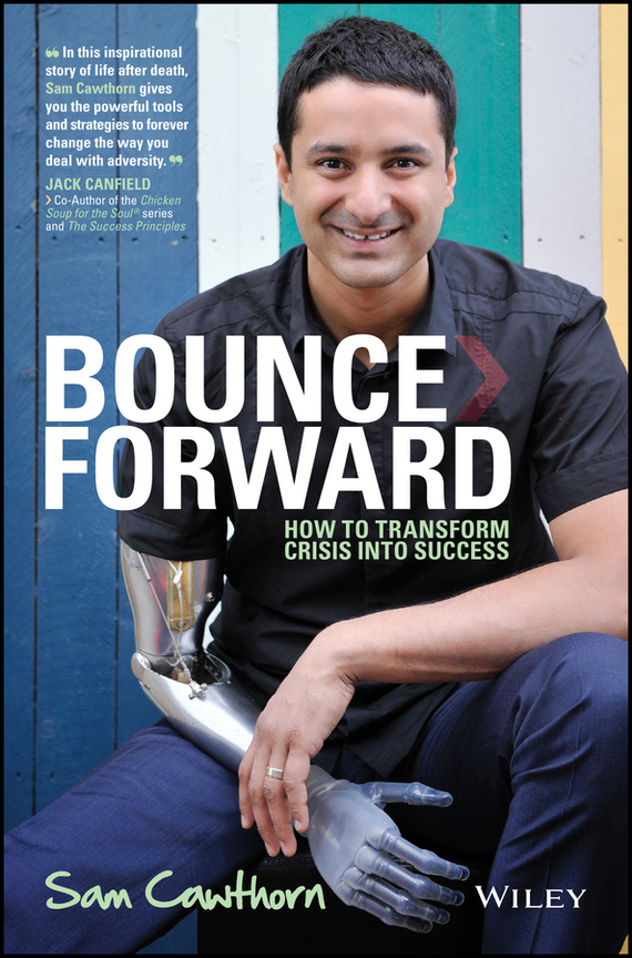 Sam Cawthorn Bounce Forward. How to Transform Crisis into Success cd iron maiden a matter of life and death