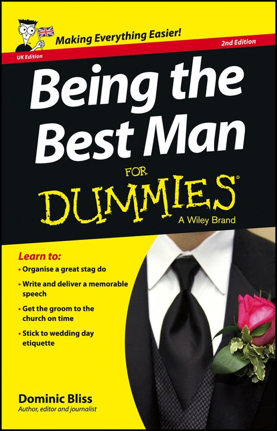 Dominic Bliss Being the Best Man For Dummies - UK