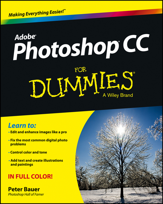 Peter Bauer Photoshop CC For Dummies mastering photoshop layers