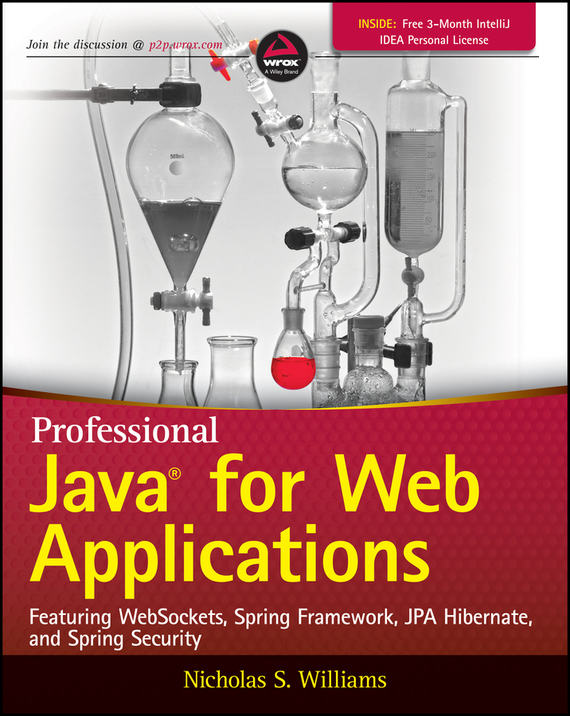 Nicholas Williams S. Professional Java for Web Applications modeling and analysis for supply chain network in web gis environment