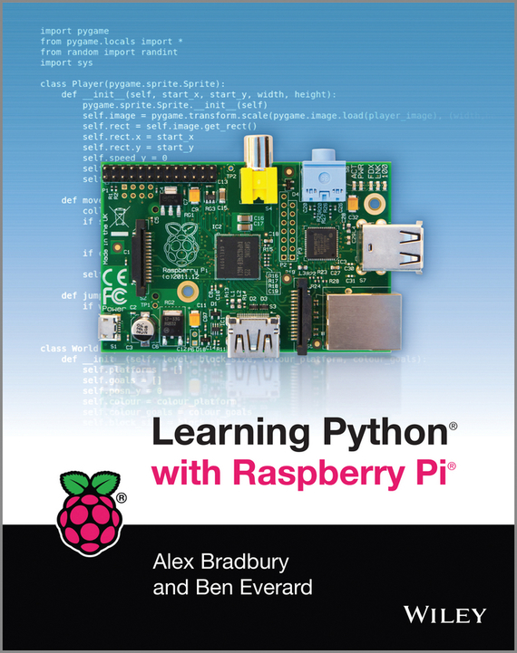 Alex  Bradbury Learning Python with Raspberry Pi berry programming language translation