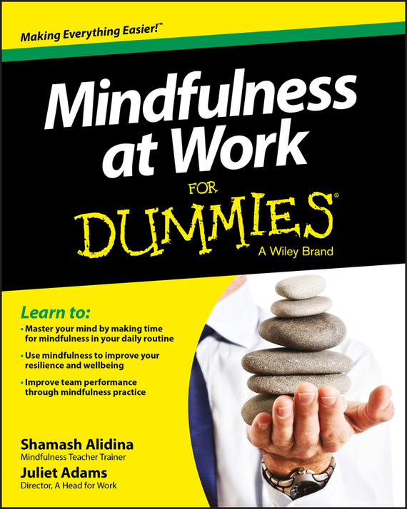 Shamash  Alidina Mindfulness at Work For Dummies скамья констанц