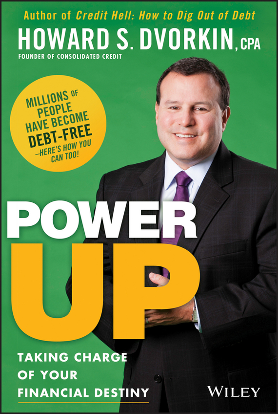Howard Dvorkin S. Power Up. Taking Charge of Your Financial Destiny twister family board game that ties you up in knots