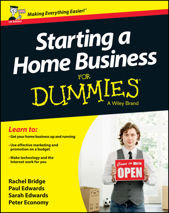 Rachel Bridge Starting a Home Business For Dummies семена home business