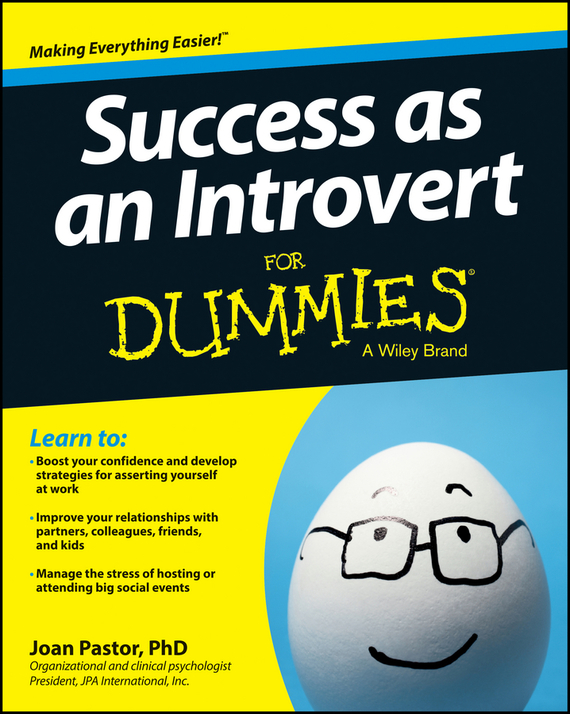 Joan Pastor Success as an Introvert For Dummies christopher danielson common core math for parents for dummies with videos online