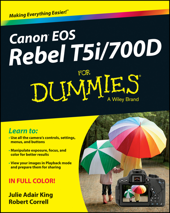 Robert Correll Canon EOS Rebel T5i/700D For Dummies original brand new lp e8 lpe8 battery for canon eos 550d 600d 650d 700d kiss x4 x5 x6i x7i rebel t2i t3i t4i t5i lc e8e camera