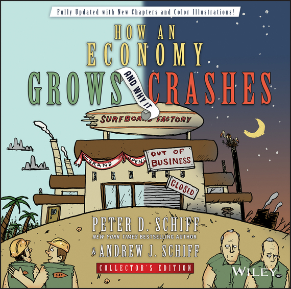 Peter D. Schiff How an Economy Grows and Why It Crashes greg ip aarp the little book of economics how the economy works in the real world