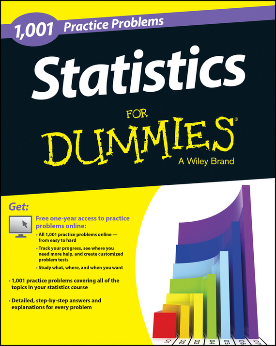 Consumer Dummies Statistics: 1,001 Practice Problems For Dummies (+ Free Online Practice) susana wald spanish for dummies