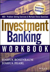 Joshua  Rosenbaum - Investment Banking Workbook