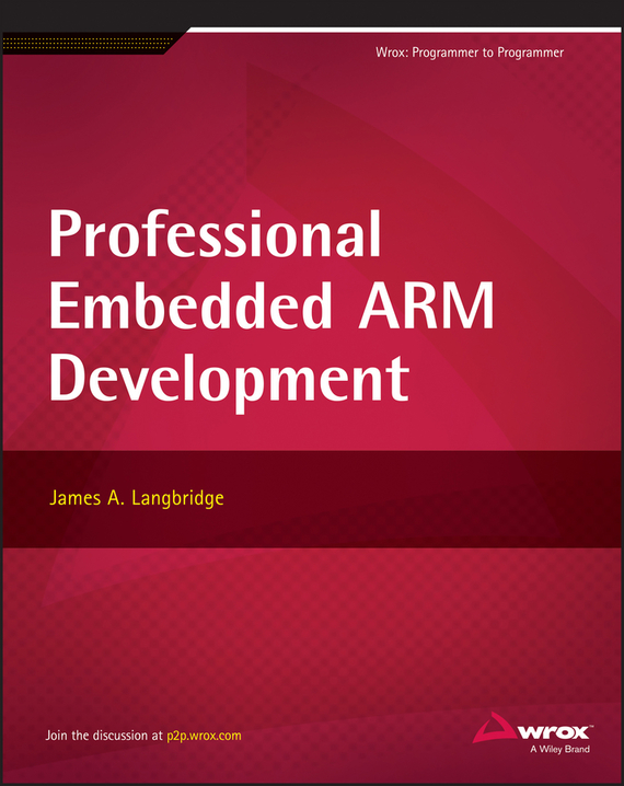 James Langbridge A. Professional Embedded ARM Development james langbridge a arduino sketches tools and techniques for programming wizardry