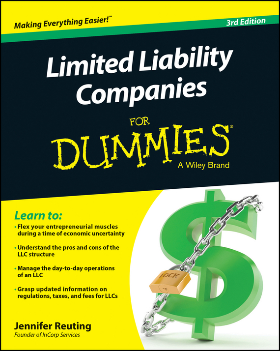 Jennifer  Reuting Limited Liability Companies For Dummies dirk zeller success as a real estate agent for dummies australia nz