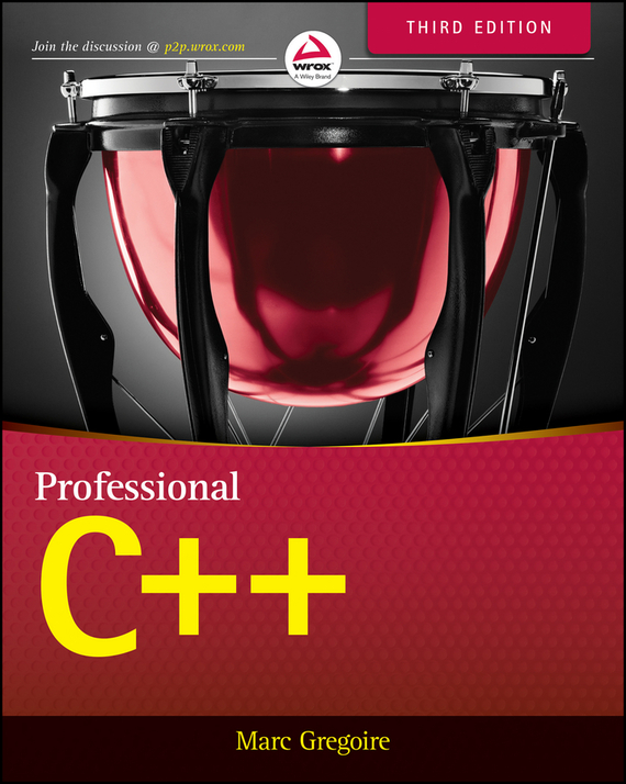Marc  Gregoire Professional C++ berry programming language translation