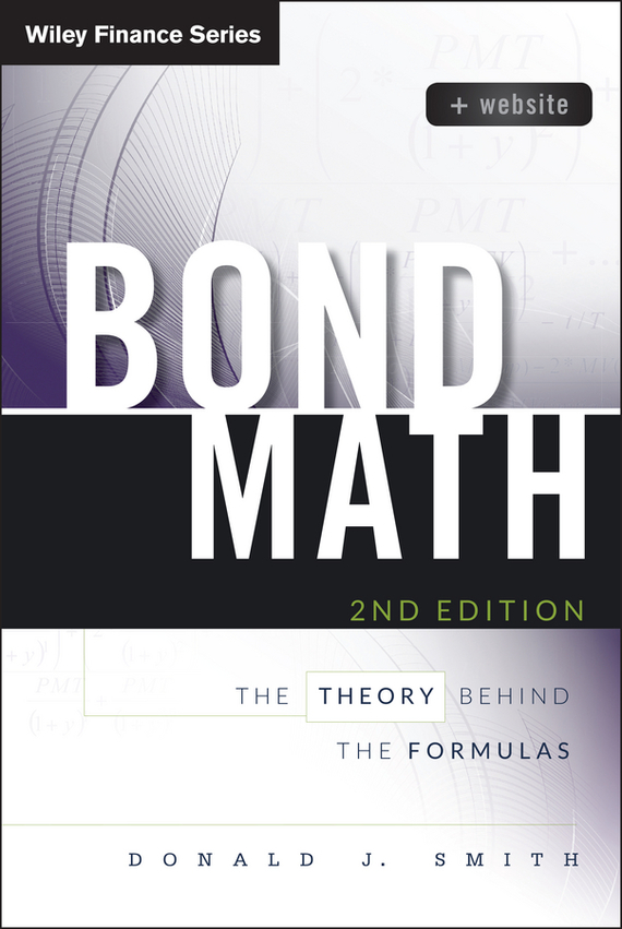 Donald Smith J. Bond Math. The Theory Behind the Formulas culinary calculations