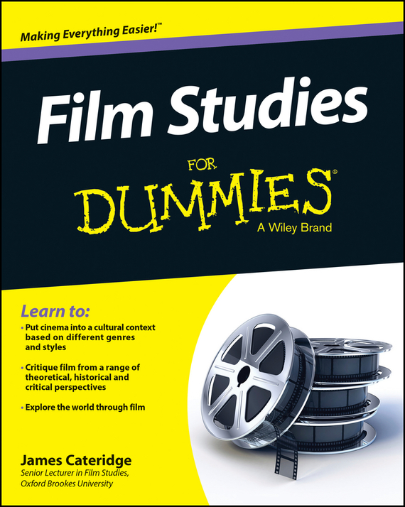 James  Cateridge Film Studies For Dummies arindam ghosh hazra studies on boundary conditions and noncommutativity in string theory