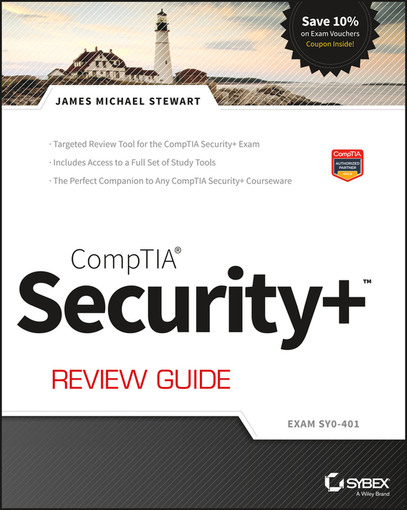 James M. Stewart CompTIA Security+ Review Guide. Exam SY0-401 2018 hot selling models 1pc universal security tag remover detacher 1pc mini portable eas security detacher hook key