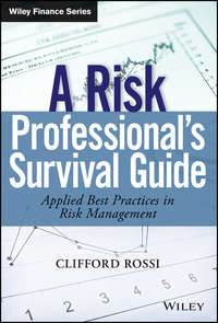 Clifford  Rossi - A Risk Professional's Survival Guide. Applied Best Practices in Risk Management
