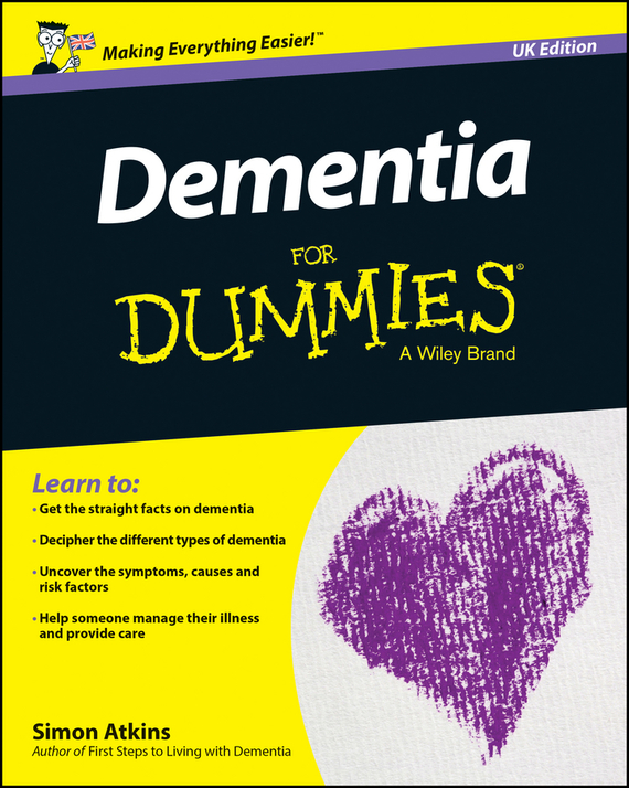 Simon  Atkins Dementia For Dummies - UK tony levene investing for dummies uk