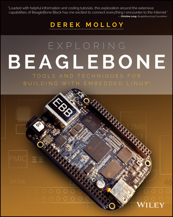 Derek Molloy Exploring BeagleBone. Tools and Techniques for Building with Embedded Linux велосипед orbea orca dama srd 2013