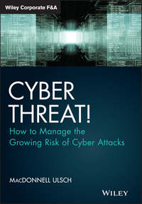 MacDonnell  Ulsch - Cyber Threat!. How to Manage the Growing Risk of Cyber Attacks