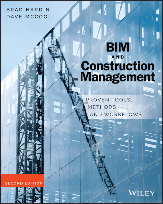 Brad  Hardin BIM and Construction Management. Proven Tools, Methods, and Workflows 1000pcs long range rfid plastic seal tag alien h3 used for waste bin management and gas jar management