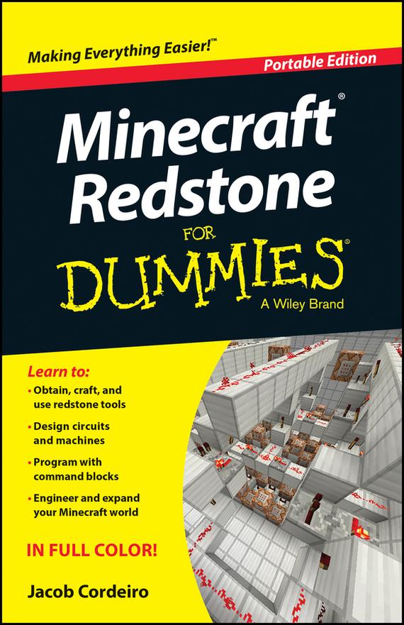 Jacob Cordeiro Minecraft Redstone For Dummies jacob cordeiro minecraft für dummies