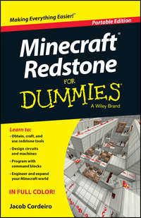 Jacob  Cordeiro - Minecraft Redstone For Dummies