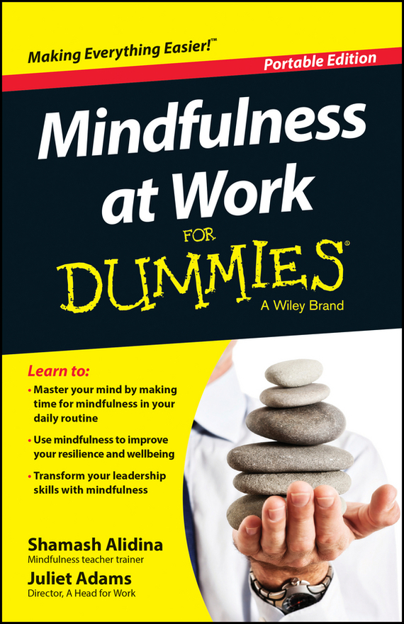 Shamash Alidina Mindfulness At Work For Dummies ISBN: 9781118974704 how machines work