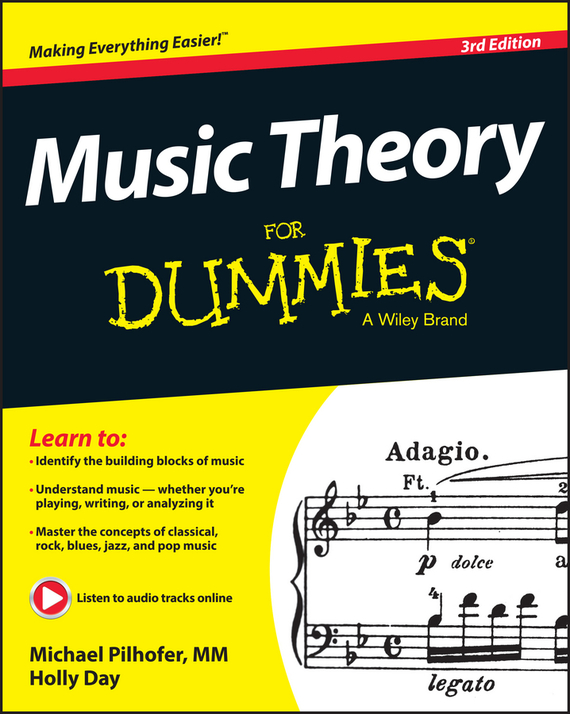 Michael  Pilhofer Music Theory For Dummies michael griffis economic indicators for dummies