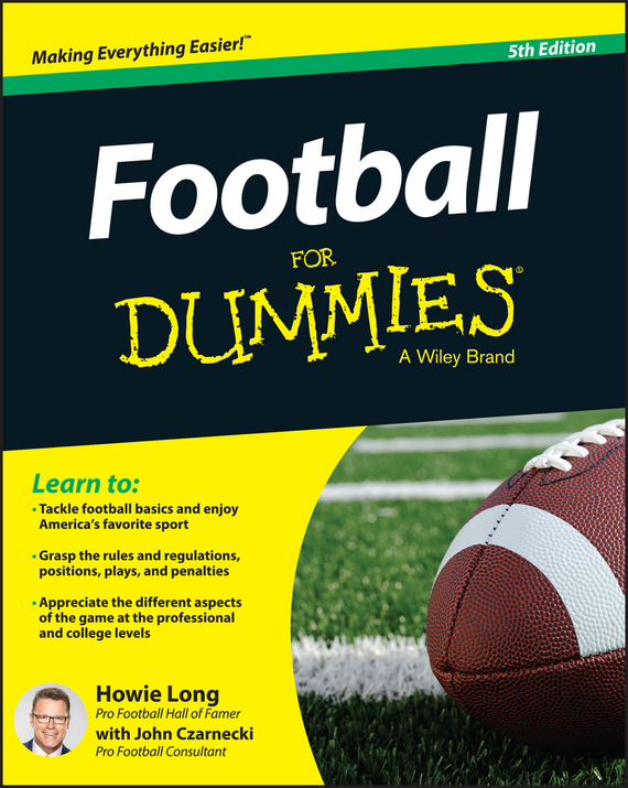 Howie Long Football For Dummies