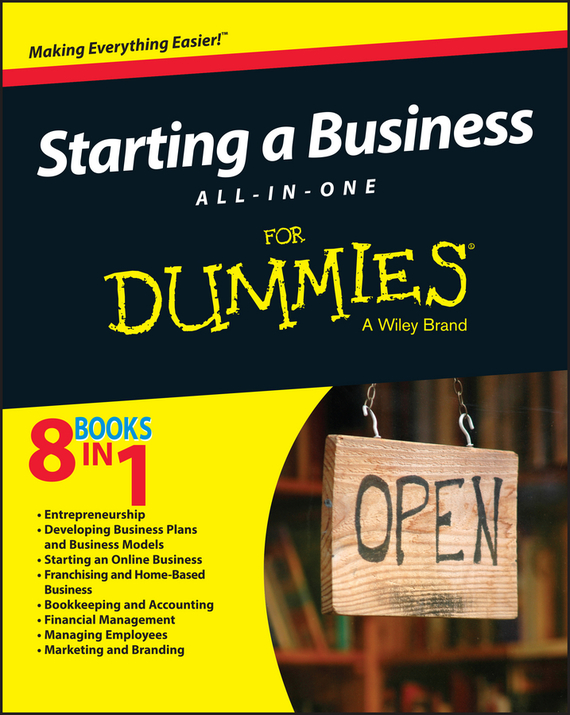 Consumer Dummies Starting a Business All-In-One For Dummies colin barrow starting a business for dummies